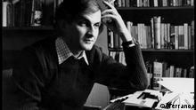 10256 Salman Rushdie - Den Tod im Nacken ©Terranoa