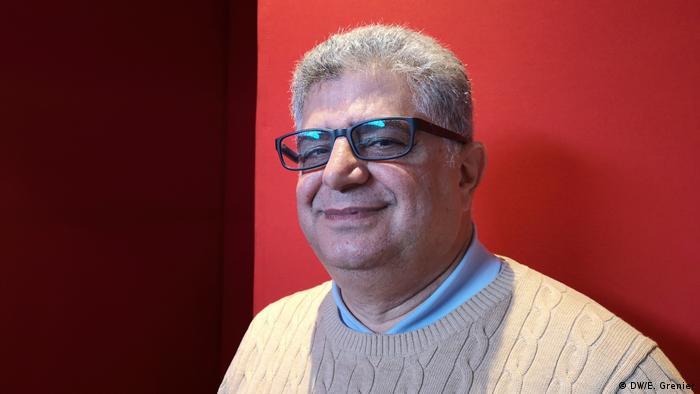 Film producer Kaveh Farnam