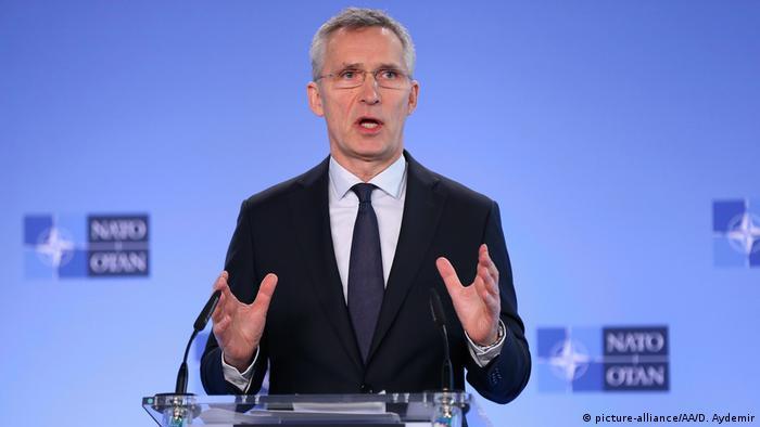 Генеральний секретар НАТО Єнс Столтенберг