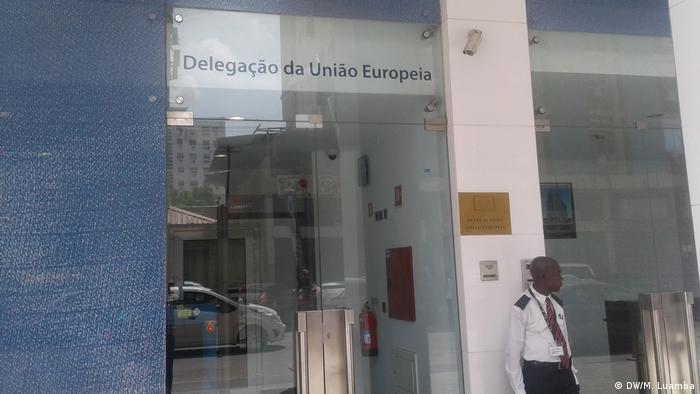 Angola Luanda Botschaft der EU