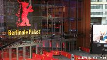Internationale Filmfestspiele Berlin 2020 | Berlinale Palast & Roter Teppich