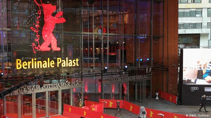 Teatro na Postdamer Platz onde é realizada a Berlinale