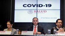 Coronavirus Mexiko PK Pressekonferenz