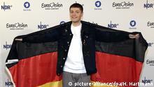 Bekanntgabe ESC Teilnehmer aus Deutschland Ben Dolic