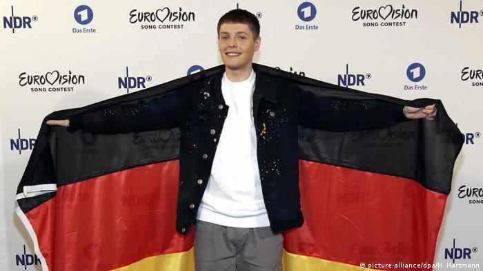 Ben Dolic was selected to represent Germany