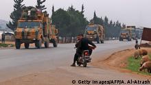 Syrien Krieg | Kämpfe in Idlib
