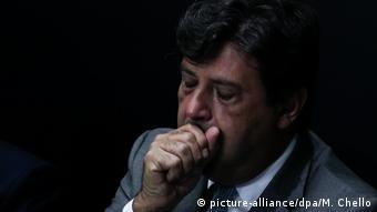 O ex-ministro da Saúde Luiz Henrique Mandetta
