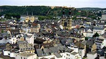Webcambild Marktplatz Koblenz