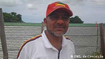 Mosambik Maxixe | Fußball, von der FIFA noch nicht gebautes Stadion | Faizal Sidat