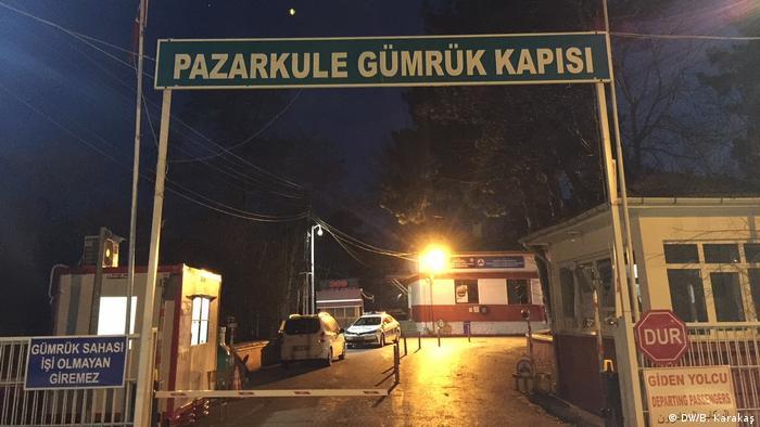 Türkei Pazarkule Grenze zu Griechenland (DW/B. Karakaş)