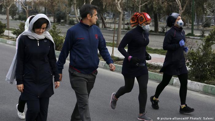 Irán tiene el segundo número más alto de muertos por el virus a escala mundial