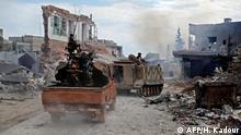 Syrien Idlib SNA Truppen türkische Verbündete