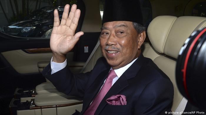 Perdana Menteri Malaysia Muhyiddin Yassin