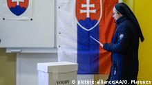 Slowakei Parlamentswahl