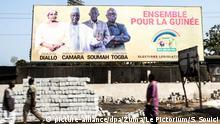 Guinea Conakry Präsident verschiebt umstrittenes Referendum