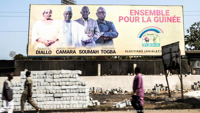 Guinée : Retour au calme après les violences intercommunautaires à N'Zérékoré
