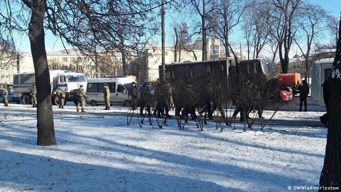 Полиция в Петербурге