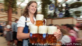 Октоберфеста в 2020 году в Германии не будет