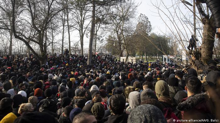 Resultado de imagem para migrantes na turquia