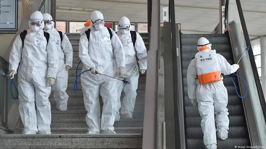 Mortes por coronavírus já passam de 3 mil em todo o mundo ...
