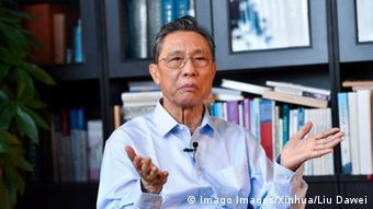 China Coronavirus l Zhong Nanshan - Wissenschaftler