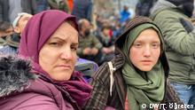 Türkei Flüchtlinge an der Grenze zu Griechenland