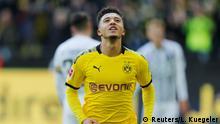Fußball Bundesliga | Borussia Dortmund v Sport-Club Freiburg | Torjubel (1:0)
