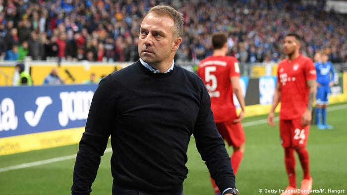 Fußball Bundesliga | TSG 1899 Hoffenheim vs. FC Bayern München | Spielunterbrechung Beleidigung Hopp