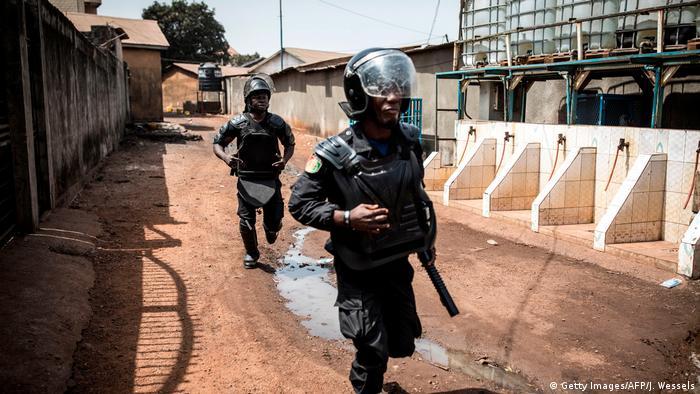 Guinea Conakry   Proteste, Demonstrationen & Ausschreitungen