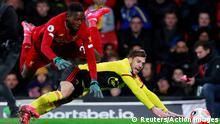 Großbritannien Fußball | Premier League | FC Watford vs. FC Liverpool