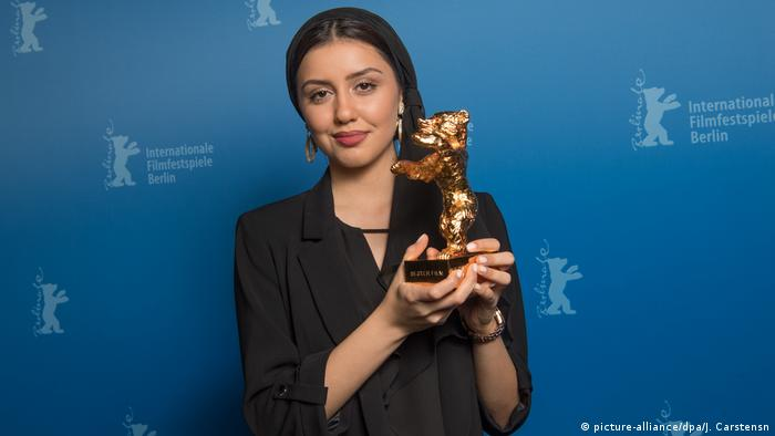 باران رسولاف با خرس طلایی هفتادمین دوره از جشنواره فیلم برلین.