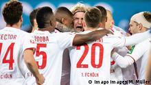 1. FC Köln - FC Schalke 04   Jubel