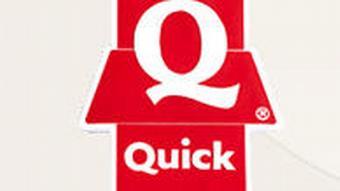 Quick Burger Logo