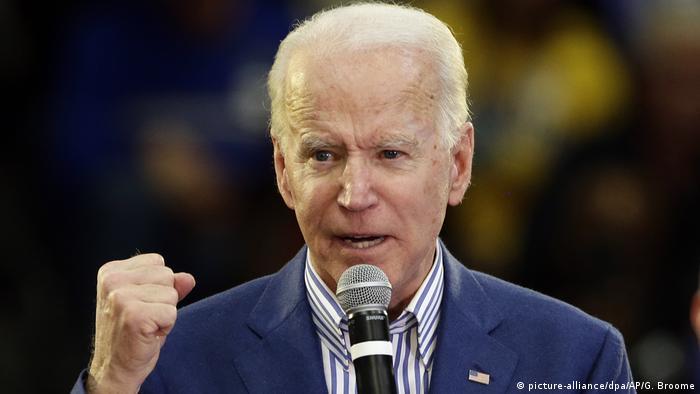 Джо Байден наближається до висування кандидатом на посаду президента США від демократів