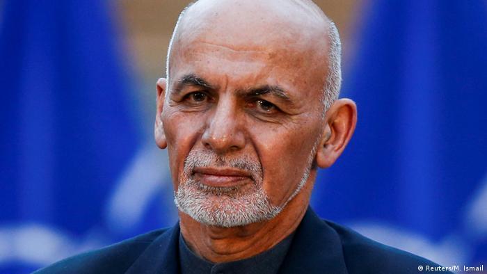 Afghanistan Ashraf Ghani Präsident