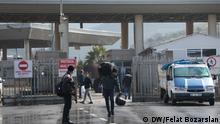 Türkei Grenzübergang Cilvegözü zu Syrien