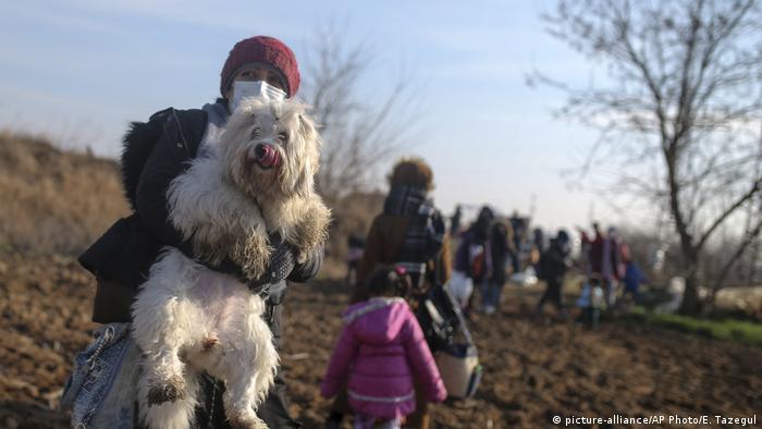 У Туреччині заявили, що пропустили через кордон до ЄС понад 75 тисяч мігрантів