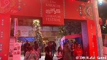 Pakistan Karachi Literatur Festival 2020