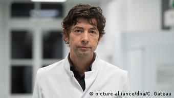 Viroloji Uzmanı Christian Drosten