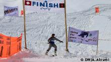ski for peace in Afghanistan
