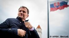 Slowakei Wahlen | Igor Matovic