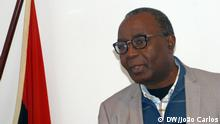 Portugal Lissabon Macolino Moco ehemaliger Ministerpräsident von Angola