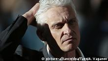 ST PETERSBURG, RUSSIA - MAY 25, 2018: Oleg Tinkov, chairman of the Board of Directors at Tinkoff Bank, at the 2018 St Petersburg International Economic Forum (SPIEF 2018) at the ExpoForum Convention and Exhibition Centre. Anton Vaganov/TASS Host Photo Agency Foto: Anton Vaganov/TASS/dpa |