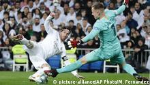 Spanien La Liga Real Madrid vs FC Barcelona Marc-Andre ter Stegen