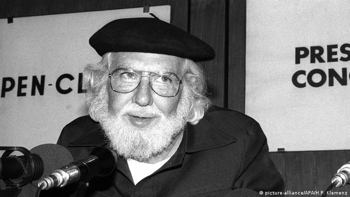 Wien 1987 Ernesto Cardenal