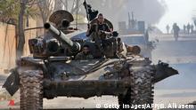 Syrien Idlib Offensive türkische Truppen Rebellen