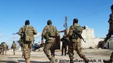 Syrien Idlib Offensive türkische Soldaten