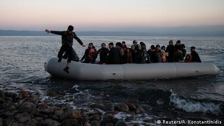 Αυξάνονται πάλι οι αφίξεις προσφύγων στην ΕΕ
