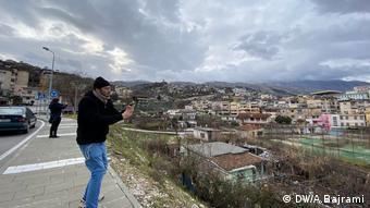 Gjirokastra Albanien (DW/A.Bajrami)