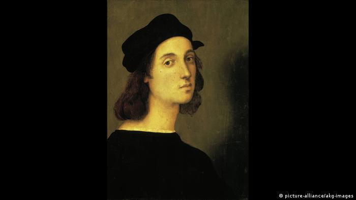 Рафаело умира твърде млад - на 37-ия си рожден ден. Тъй като е бил ценител на женските прелести, има предположения, че може да е страдал от венерическа болест. Други допускат, че е бил покосен от загадъчна треска. Рафаело Санцио да Урбино, както е пълното му име, е бил наричан още Божествения, а дарбата му е била смятана за знак за неговата близост с Бог. На снимката: автопортрет на Рафаело.